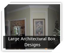 Large Architectural Box Designs