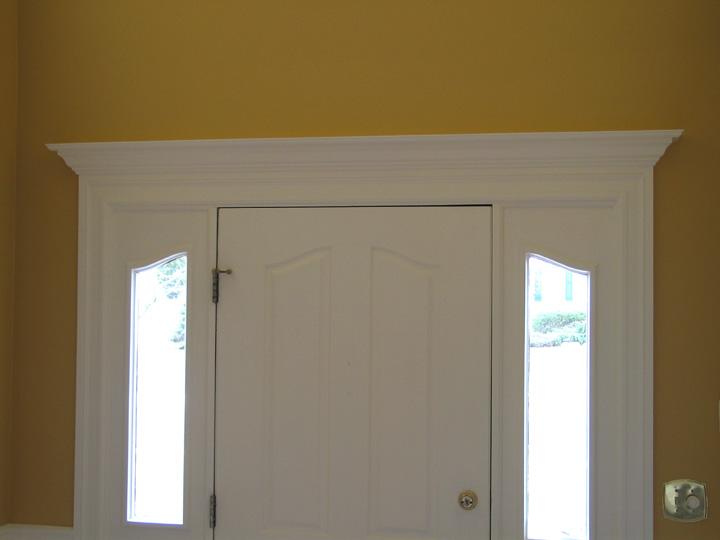 Entry Door Surround & DOOR SURROUNDS :JL Molding Design LLC.